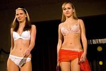 Valentýnská módní přehlídka v Holýšově
