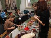 Vánoční workshop v Žihobcích