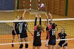 Klatovské ženy slaví první výhru v sezoně.