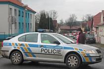 Policie na celé hodiny uzavřela sídliště v Horažďovicích, byla tam hlášena bomba