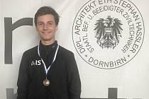 Janoušek skončil třetí na mezinárodním turnaji ITF v Rakousku.