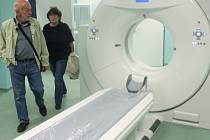 Den otevřených dveří v Klatovské nemocnici navštívilo 3,6 tisíce návštěvníků