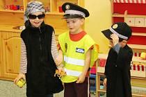 Městská policie zavítala do školky.