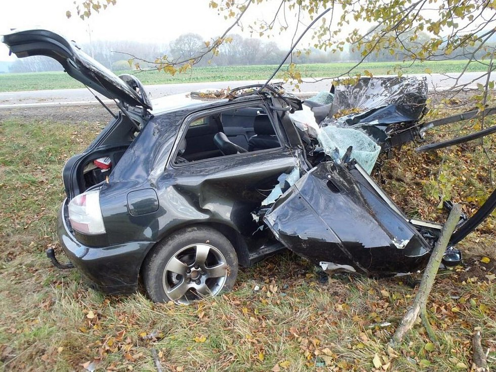 Vážná dopravní nehoda v Malém Boru.