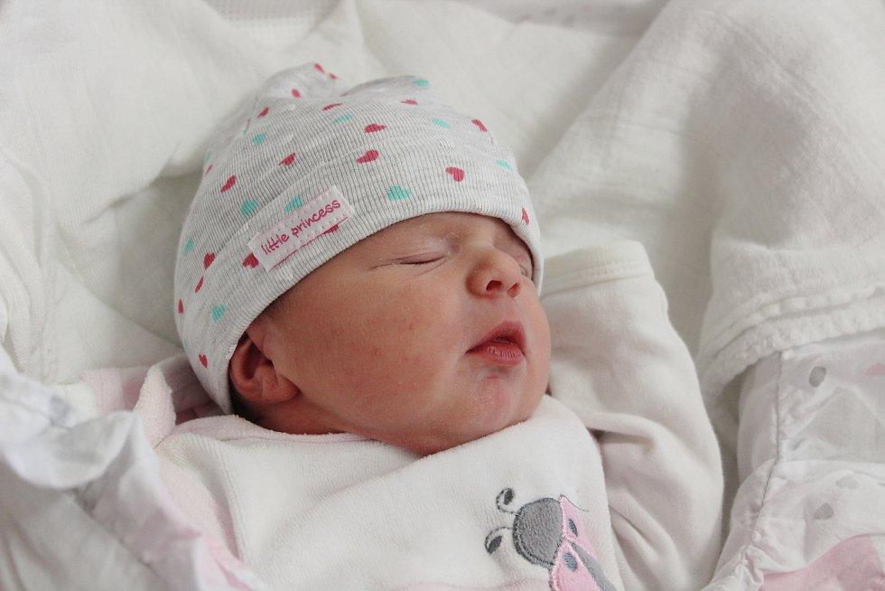 Valentýna Kršková z Klatov se narodila v klatovské porodnici 2. ledna v 8.26 hodin (2760 g) a může se pyšnit titulem první miminko roku 2020 z tamní porodnice. Maminka Veronika a tatínek Petr věděli, že jejich prvorozeným miminkem bude holčička.