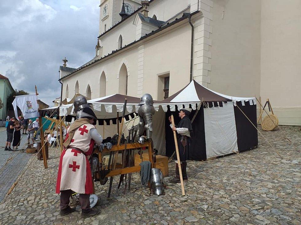 Rytíři Žichovice. Foto: archiv