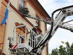 V sobotu se v Sušici konal Den s hasiči.