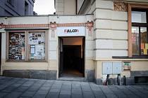 Falcon klub v Klatovech.
