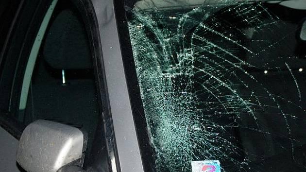 Tragická nehoda u Dolan