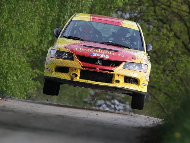 Rally Šumava