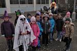 Halloween v Sušici.