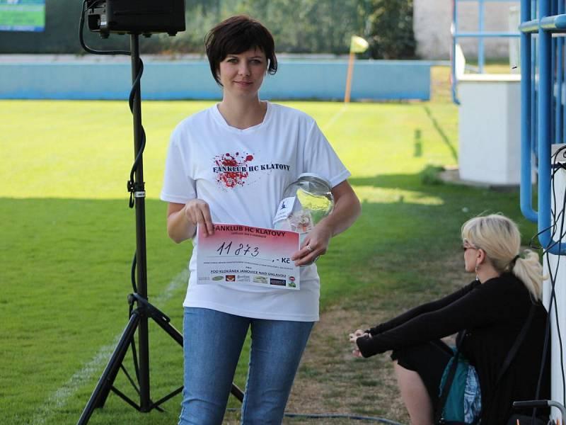 Fotbálek pro Klokánek 2015