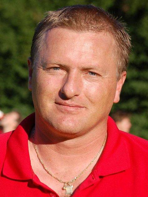 Miroslav Ramboudsek trenér Chanovice