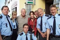 Natáčení filmu Policie Modrava