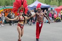 O víkendu se v Alžbětíně konaly Rysí slavnosti.