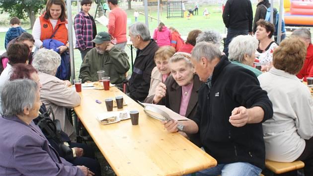 Svatováclavská pouť v Týnci u Horažďovic
