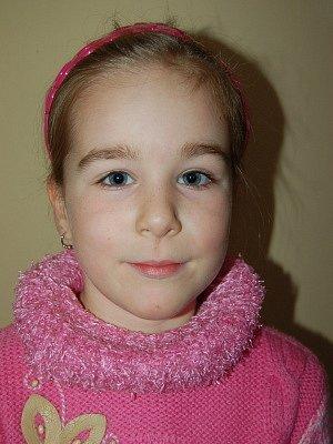 Iveta Smolíková, 1. třída