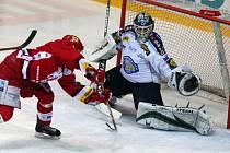 Hokej Třinec - Plzeň 4:3 PP