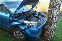 Nehoda u Rabí.