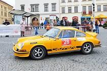 Rally Wiesbaden se zastavila v Klatovech