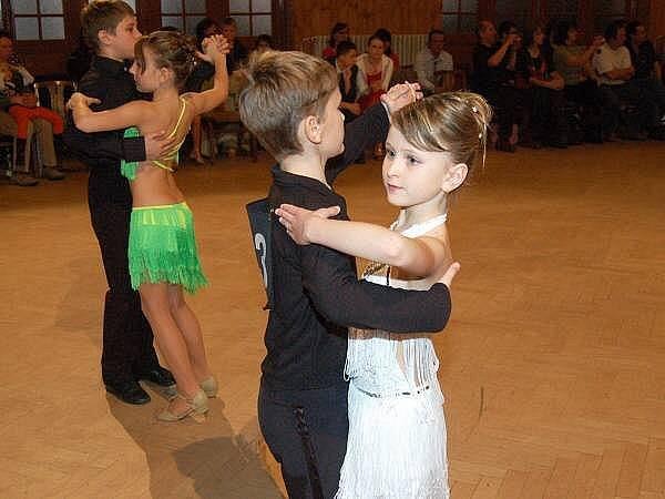 Taneční soutěž v Sušici