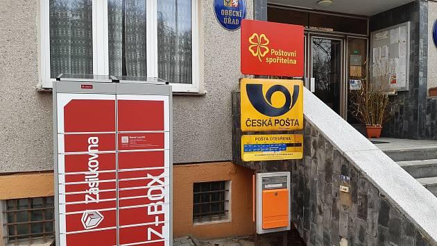 Nový box v Pačejově.