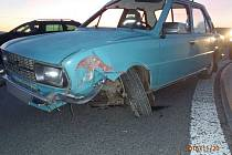 Nehoda u Beňov