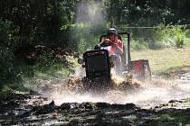 Bystřická traktoriáda 2021.