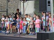Oslavy padesátin Křesťanské mateřské školy Horažďovice