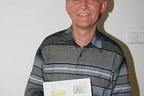 Milan Strnad představil svou knihu Židé v dějinách města Klatov, která vyšla v dubnu letošního roku.