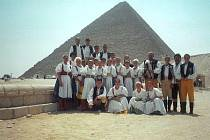 Soubor Šumava v Egyptě