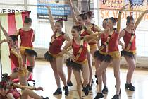 Taneční soutěž v Klatovech 2018.
