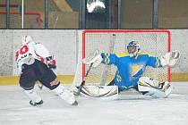 Hokej Klatovy (bílé dresy) vs. Roudnice nad Labem 5.2