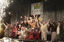 Divadelní soubor Tyjátr Horažďovice oslavil 170 let