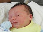 Ondřej Zikmund z Malého Boru (3390 g, 50 cm) se narodil v klatovské porodnici 11. června ve 20.40 hodin. Rodiče Barbora a Ondřej si nechali pohlaví miminka jako překvapení až na porodní sál. Na brášku doma čeká Magdalenka (3).