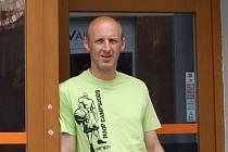 Bývalý reprezentant a současný trenér mládeže přijal pozvání do prázdninového kempu v Klatovech.