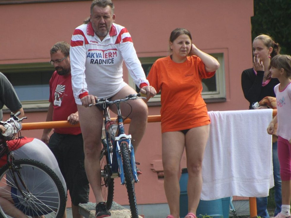 Bike hazard II ve Strážově