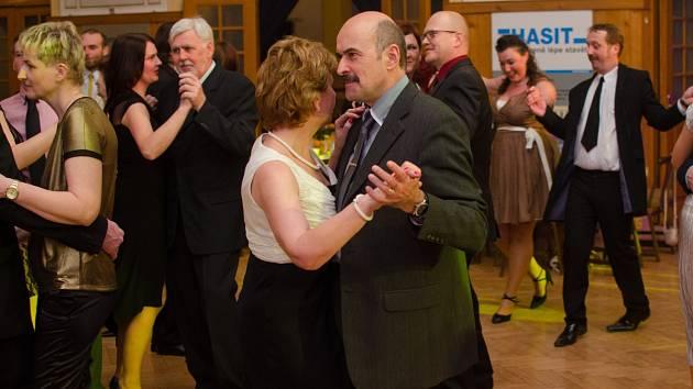 Reprezentační ples města Sušice 2015.