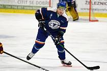 Hokejista Patrik Marcel.