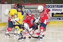 Hokej, 3. třída: HC Klatovy - HC Meteor Třemošná
