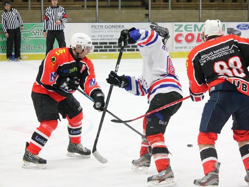 Hokej: Luby - Horažďovice