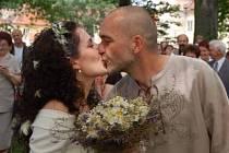 Svatba v Červeném Poříčí