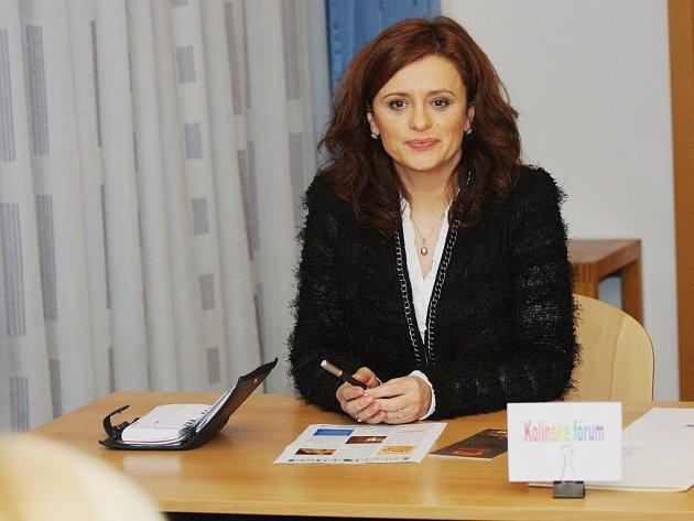 Místopředsedkyně sněmovny Jaroslava Jermanová