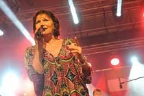 Marta Kubišová na Kmochově Kolíně pohladila duši publika