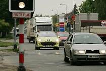 U přejezdu v Havlíčkově ulici v Kolíně se bude opravovat propustek.