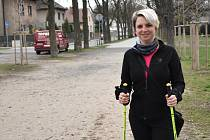 Nordic Walking není jen o tom vzít hole a vyrazit. Důležitý je správný postoj