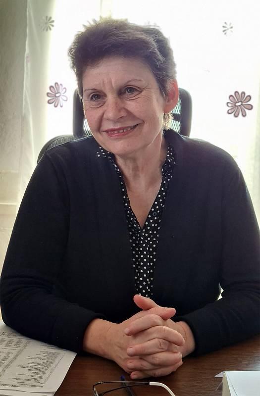 Starostka Kouřimi Zuzana Chmelová