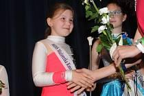 Vyhlášení soutěže Miss mažoretka