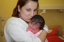 K dvouleté Elišce přibyla do rodiny Kamily Černé a Václava Malého dcera Barbora. Barborka Malá se narodila 5. ledna 2012. Měřila 55 centimetrů a vážila 4850 gramů. Z kolínské porodnice si ji rodiče odvezli do Němčic.