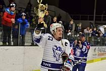 Jednou z ústředních postav Kozlů bude Josef Malý. Kam svůj tým v letošním play off dotáhne?